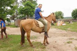 DSC07199 Vincent ter paard
