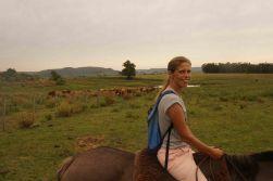 DSC07238 Annelies ter paard