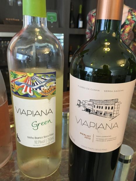 Heerlijke wijn! Helaas versturen ze niet naar het buitenland.