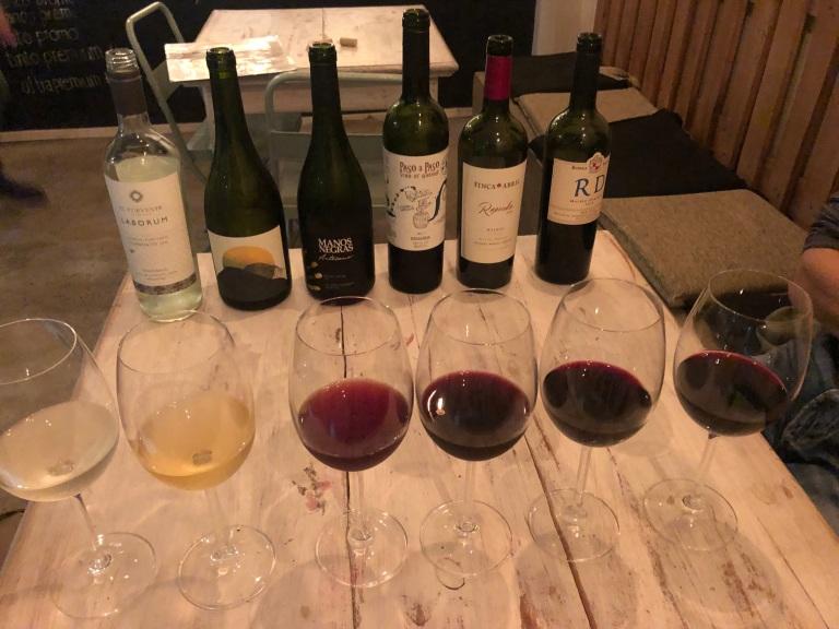 BA wijnproeverij 2
